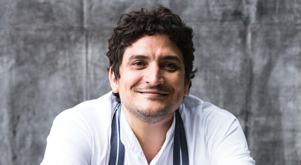 Mauro Colagreco, número tres del mundo
