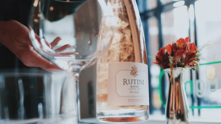 Homenaje a la cuchara: el menú maridado con Rutini Wines en Roux