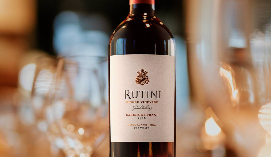 Single Vineyard Gualtallary Cabernet Franc 2016 nº 11 de los mejores vinos según Decanter