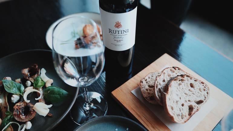 Crizia y Rutini Wines: tres experiencias gastronómicas